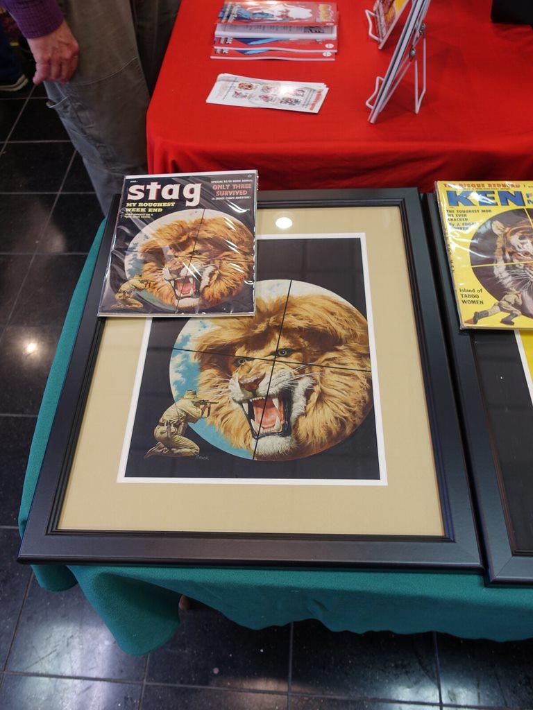 Stag magazine cover